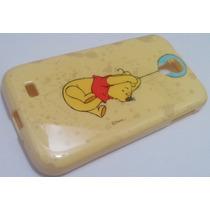 Tpu Silicon Samsung S4 I9500 Winnie Pooh Remate Barato