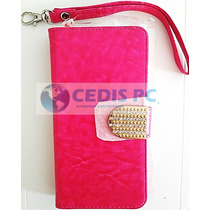 Funda Tipo Cartera Beauty M4 Ss4445 Mica Gratis