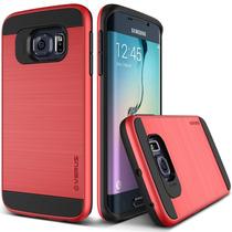 Verus Verge Samsung Galaxy S6 Edge 100% Original Rojo