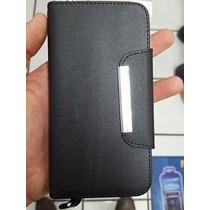 Funda Cartera Flip Cover Nokia Lumia N210 + Mica