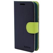 Funda Ice Azul Con Verde Galaxy S4 I9500