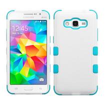 Funda Doble Uso Rudo Samsung Galaxy Grand Prime G530 Wtaq