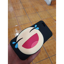 Funda Protector Emoticones Caras Motorola Moto G3