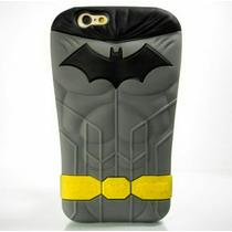 Funda 3d Botarga Batman, Iphone 5/5s 6/6s 6plus/6splus.
