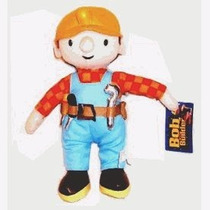 Bob El Constructor Plush Doll - 8in Bob El Constructor Suave