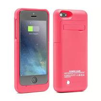 Funda Bateria Iphone 5/5c/5s 2200 Mah, Mica,stylus, Regalo