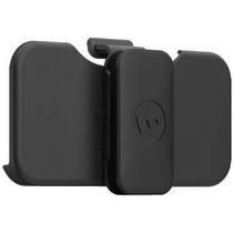 Mophie Clip De Cinturón Para El Iphone 5s / 5c / 5- Negro