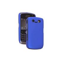 Color Haga Clic En Caso Para Blackberry Curva 8900 - Azul
