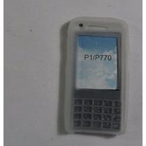 Funda Sony Ericsson P1 Blanca P1i Silicon Skin Case Protecto