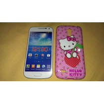 Protector Hello Kitty Samsung Galaxy I9190 S4 Mini