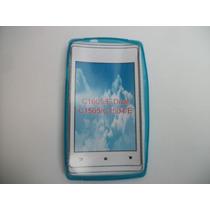 Protector Tpu Sony Xperia E C1505 Color Azul!