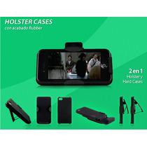 Funda Clip Holster Case Combo Lanix Iiium S215 Mica De Regal
