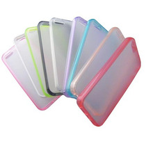 Funda Tpu Rigida Para Iphone 5 Apple + Mica Varios Colores!!