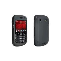 Oem Verizon Silicona Cubierta Gel Suave Caso Para Blackberry