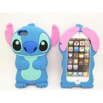Stitch Iphone 5 + Mica + Regalo + Envio Estafeta Gratis