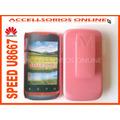 Clip Combo Holster Huawei Speed Y Sunrise U8667 Rosa Nextel!