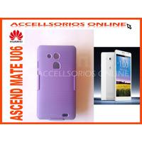 Clip Combo Protector Nextel Huawei Ascend Mate U06 Morado !!