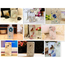 Preciosas Carcasas Pedreria Y Cristales Para Samsung Galaxy