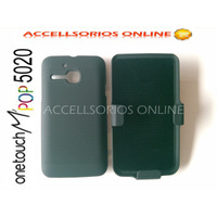 Clip Combo Protector Alcatel One Touch M Pop 5020 Negro !!!!