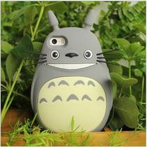 Funda De Silicón Para Iphone 6plus Mi Vecino Totoro
