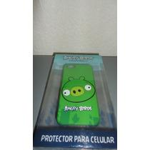 Funda Angry Birds Iphone 5 Nueva Y Sellada