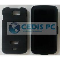 Funda Clip (holster Case Combo) Lanix S500 Ilium Mica Grati