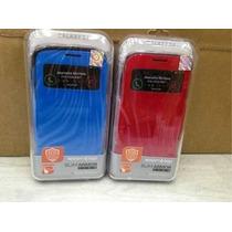 Funda Estuche Protector Flip Cover Original Samsung Galaxy 4