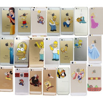 Case Funda Carcasa Homero - Blanca Nieves Iphone 4 4s/ 5 5s