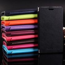 Funda Nokia Lumia925 920 En Piel 2 Regalos Mica Y Stylus Fna