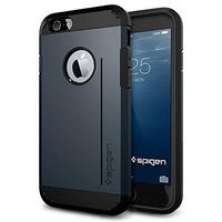 Funda Protector Celular Iphone 6 Spigen Tough Armor Barato