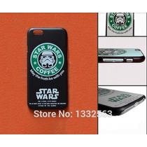 Iphone 6 Funda Star Wars Incluye Mica Protectora
