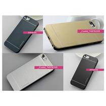 Funda Iphone 6 Aluminio Cepillado Motomo Case 4.7 Pulgadas