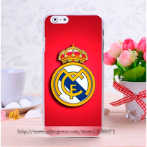 Funda Para Iphone 6 / Escudo Del Real Madrid