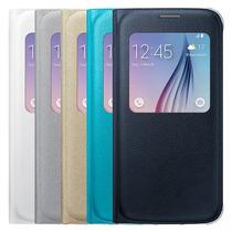 Funda Samsung Galaxy S6 S View Oficial 100% Originales