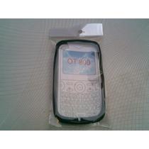 Wwow Silicon Skin Case Alcatel Ot800 Excelentes!!!