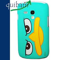Carcasa Protector Funda Perry Ornitorrinco Galaxy S3 Mini
