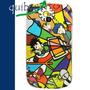 Carcasa Protector Funda Galaxy S3 Mini I8190 Collage Camara