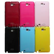 Funda Sgp Ultra Delgada Par Samsung Galaxy Note N7000 + Mica