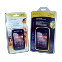Otterbox Commuter Caso Para Blackberry Storm2 9550 (negro)