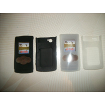 Wwow Silicon Skin Case Para Sony Ericsson Walkman W980!!!