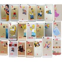 Lote 25 Cases Homero, Blanca Nieves, Frozen. Mario