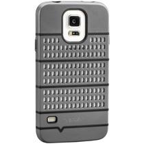 Ventev Aria Caso Para Samsung Galaxia S5 (gray/negro)
