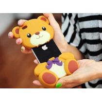 Funda De Oso Teddy Bear Para Iphone 4/4s Envío Gratis