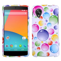 Funda Protector Lg Nexus 5 Globos