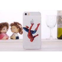 Spiderman El Hombre Araña, Iphone 6 Plus, Funda Carcasa Case