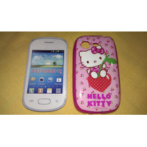 Protector Hello Kitty Samsung Galaxy S5310 Pocket Neo