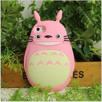 Envío Gratis Funda De Silicón Para Iphone 6 Mi Vecino Totoro
