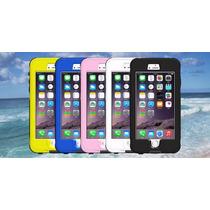 Funda Para Iphone 6 Contra Agua Golpes Y Polvo Sumergible