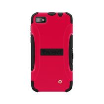 Trident Aegis Funda Protector Blackberry Z10 Rojo Remate