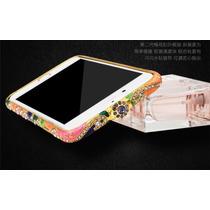 Bumper Iphone 6 Y 6 Plus Diseños De Ceramica Con Swarovski